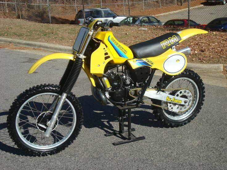 vintage motocross bikes for sale | Details about 1982 1983 Suzuki RM250 Plastic Kit RM 250 AHRMA VMX