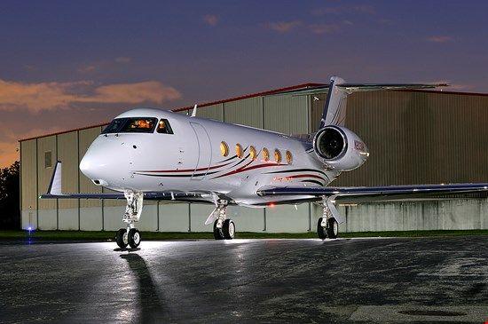 2010 Gulfstream G450 heavy jet #gulfstream #G450 #private #jet