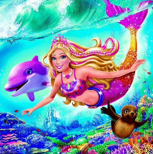Juegos Barbie Sirena Para Vestir Maquillar Peinar Barbie Drawing Barbie Barbie Fashion