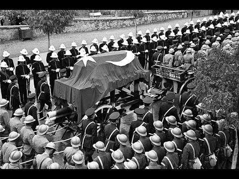 ✿ ❤ ATA'mızın ilk ölüm yıldönümünde  10 Kasım Törenleri // İzin Silinmez Atatürk!