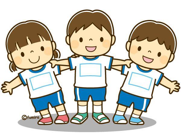 運動会で組体操をする子どものイラスト ソフト 運動会 イラスト かわいいスケッチ イラスト ソフト