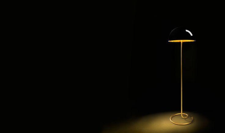 Lámpara de pie Umbrella