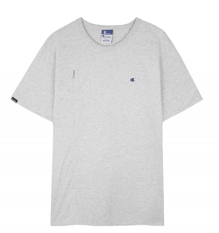Champion BEAMS SHORT SLEEVE ZIP TEE #Champion #Tee #sefton #menswear