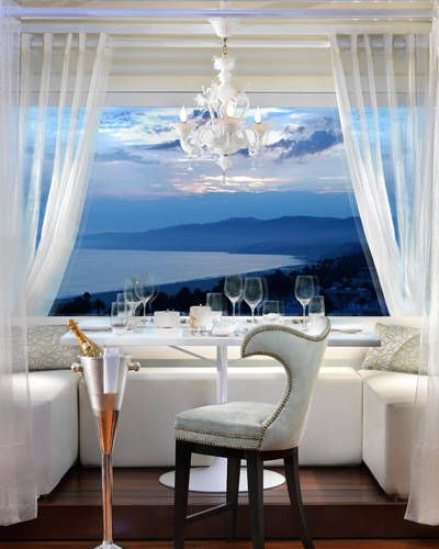 The Penthouse, Santa Monica, California