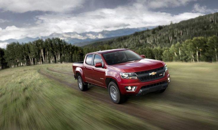 2015 Chevy Colorado midsize pickup truck specs, photos - Autoweek