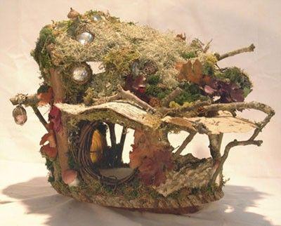 lovely little fairy house