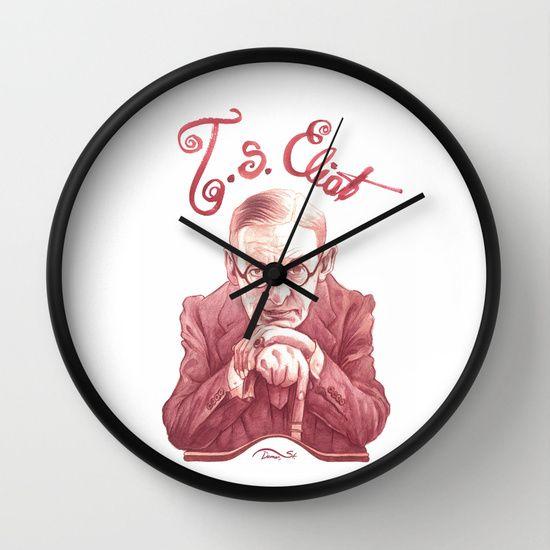 http://society6.com/product/thomas-eliot-illustration_wall-clock?curator=stdamos
