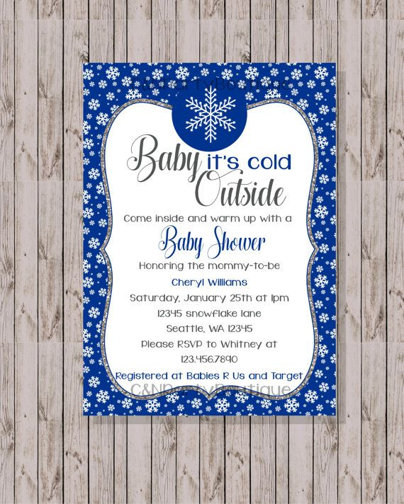 outside baby showers on pinterest snowflake baby shower baby shower