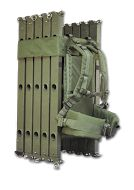FOLDING ASSAULT LADDER