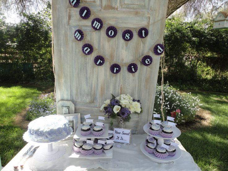 { Prosta dekoracja na wieczór panieński + szablon }   Sweet Wedding.pl http://www.sweetwedding.pl/