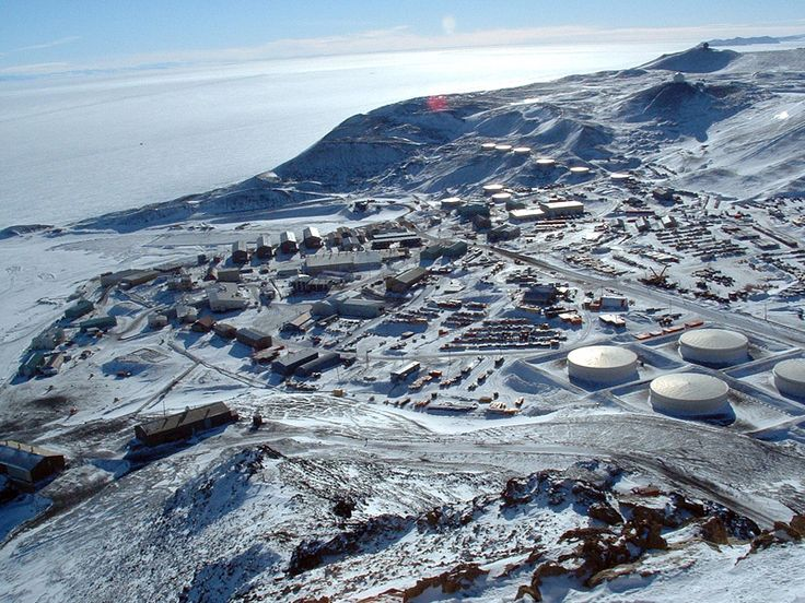 Get to know more about McMurdo Station, a US-run scientific research station in Antarctica and arguably one of the most fascinating towns you could visit.