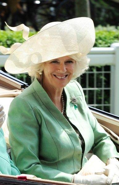 Camilla Parker Bowles at Royal Ascot, Day 2 - The Best Hats at Royal Ascot 2013 - Photos