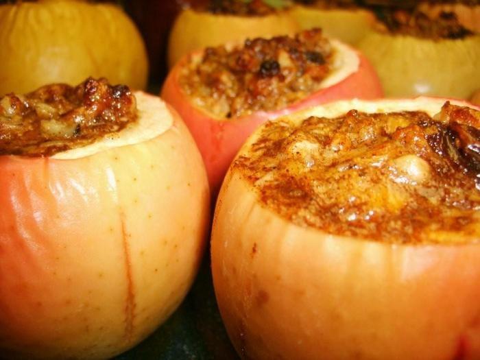Печеные яблоки для диеты 5