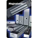 Mag Lock 1200 Lb 12 & 24 VDC