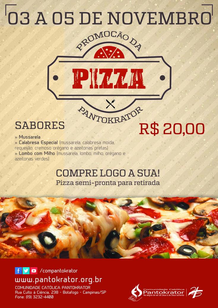 Pizza Novembro 2016
