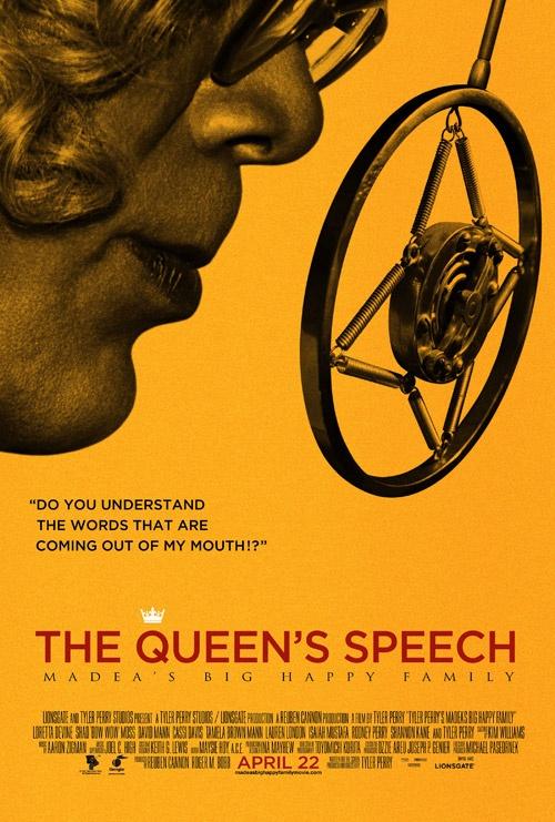 madea' the queen's speech