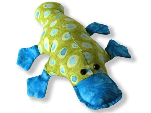 Wholesale Toy Sewing Patterns - PLATYPUS