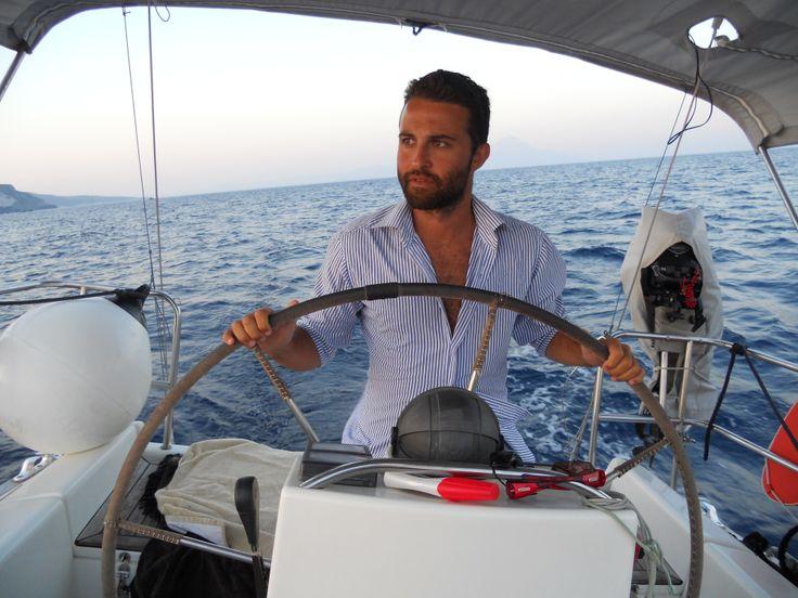 Skipper Yannis
