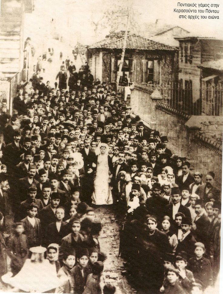 227_pontos51.jpg (1186×1561) this is a Pontian wedding from a village near Kerasounta or Giresun