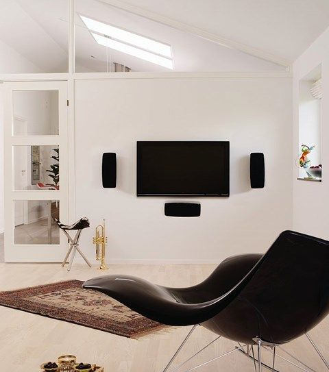 The DALI FAZON LCR is an elegant loudspeaker designed to fit right into the modern home. This great satellite speaker can be used both for stereo or multi channel setups - even as a center channel speaker.