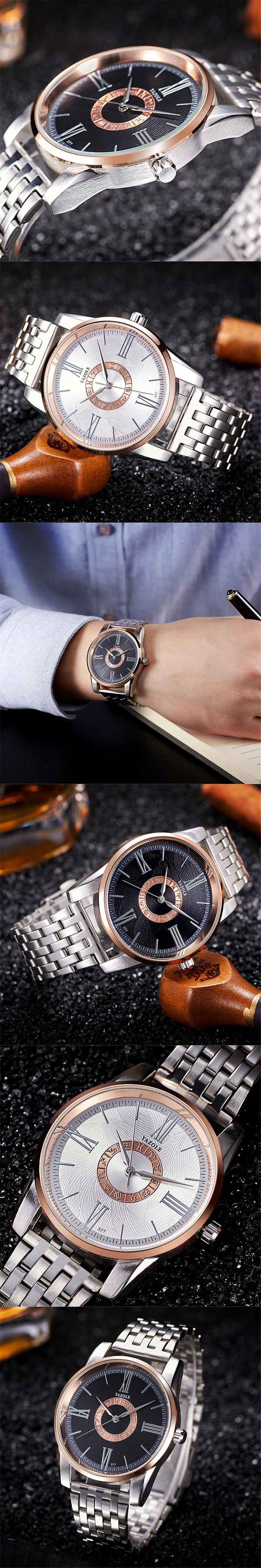 stainless top my calendar buy watchs function brand kinyued com in at band waterproof men lazada mechanical watches malaysia luxury steel price watch business best