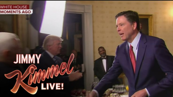 Exclusive Footage: Donald Trump Fires FBI Director James Comey (===================) My Affiliate Link (===================) amazon http://amzn.to/2n6MagF (===================) bookdepository http://ift.tt/2ox2ryU (===================) cdkeys http://ift.tt/2oUpFex (===================) private internet access http://ift.tt/PIwHyx (===================) We obtained exclusive footage of the moment President Donald Trump fired FBI Director James Comey. Jimmy Kimmel on Response to Emotional…