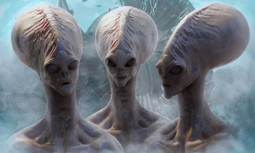 The 6 Alien Species Currently Fighting for Control Over Earth