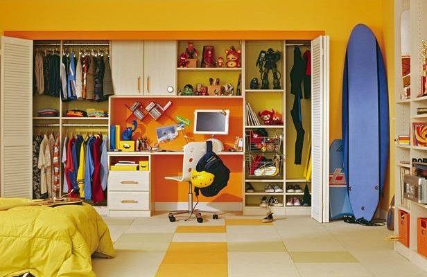 19 Amazing Closet Organization For Kids Ideas