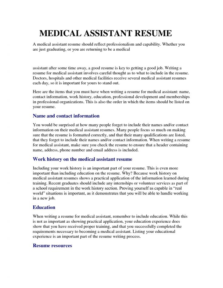 Best 25+ Medical assistant cover letter ideas on Pinterest - medical assistant resume objective