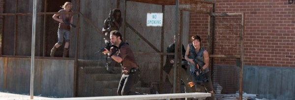 The Walking Dead saison 3 épisode 12: les vidéos promos de Clear - TVQC | TVQC