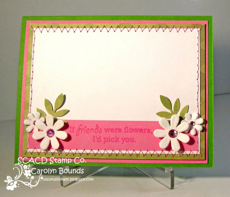 12 best sew easy tool images on pinterest homemade cards birthday card using the sew easy tool m4hsunfo