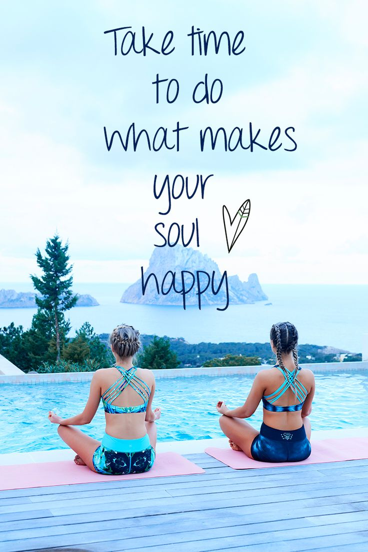 Take time to do what makes your soul happy | TGH Magazine
