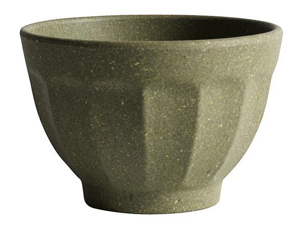 Bamboo Bowl, Olive, Large