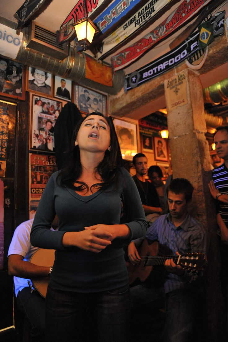 Fado night in Lisbon