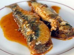 sardines à l'escabeche     Recettes Pieds Noirs