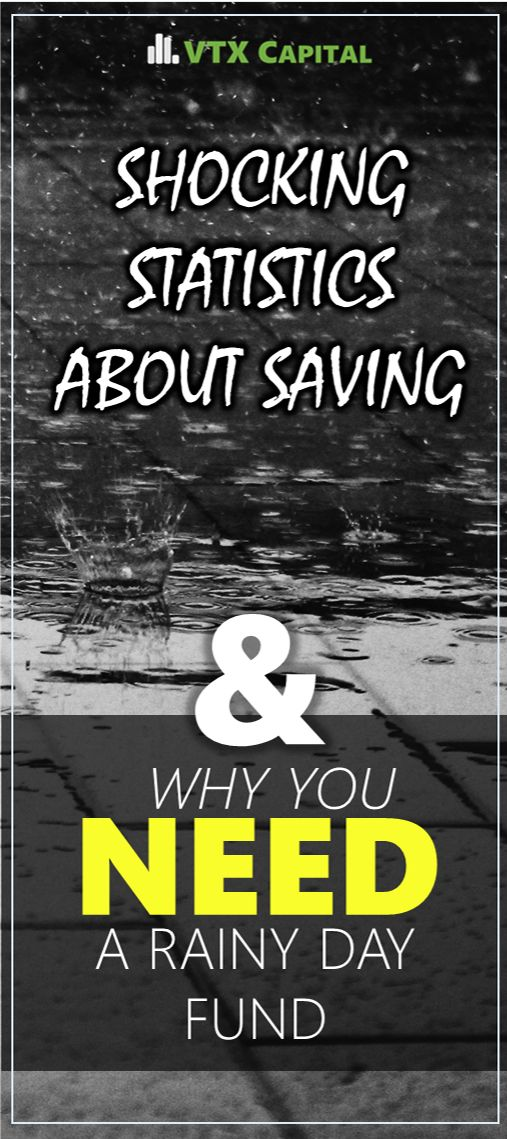 When I read these stats, my jaw DROPPED.  As I thought more about it, some of the numbers actually started to make sense to me.  Turns out, most Americans suck at saving.  Here's why I think that is, and my best advice for FIXING it.