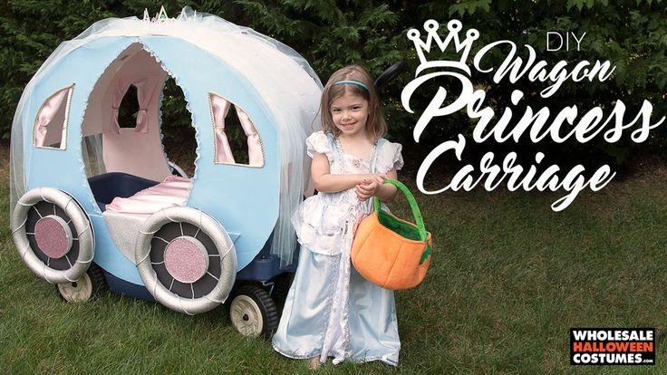 DIY Carriage Wagon Tutorial