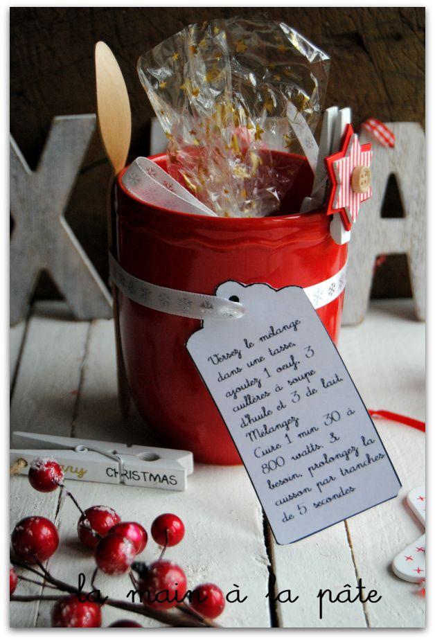 kit pour mug cake au chocolat