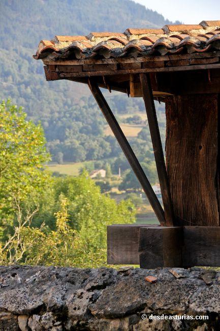 Turismo rural en #Asturias. Hórreos en Asturias [Más info] http://www.desdeasturias.com/turismo-rural-en-asturias/