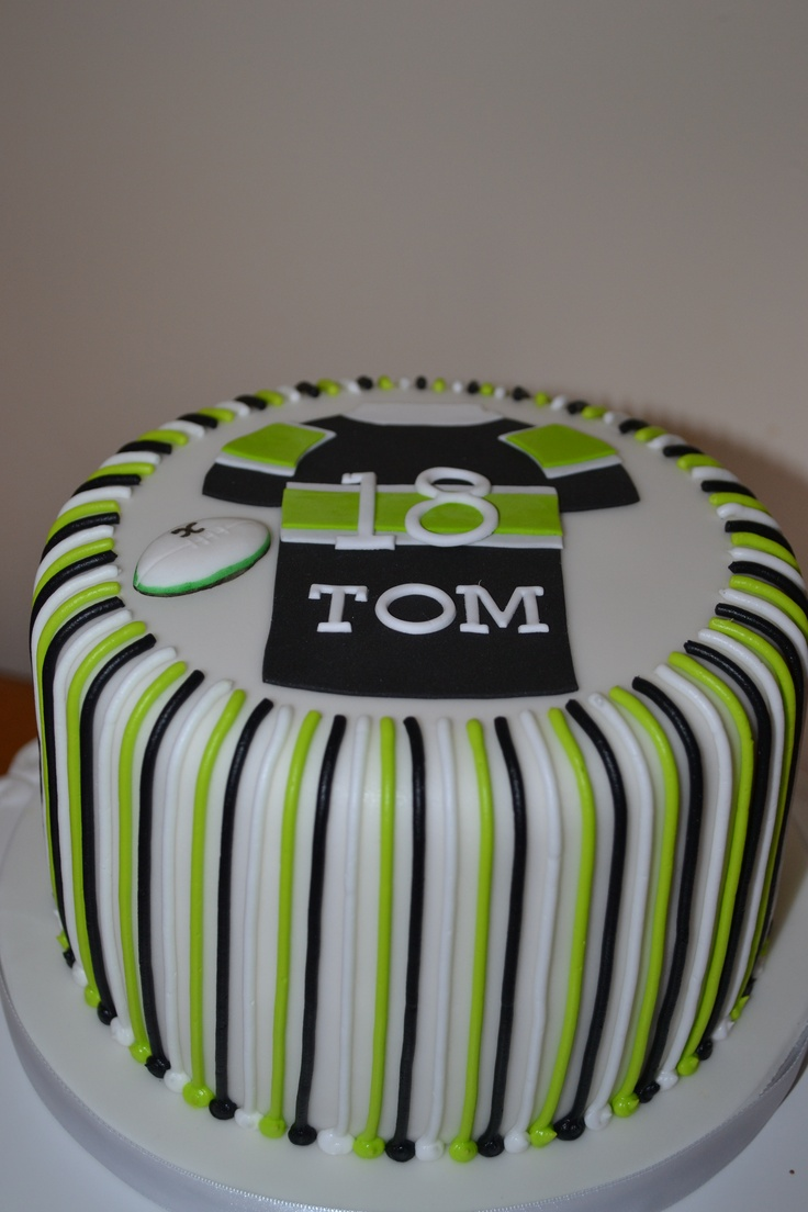 Cake Design For Men Simple