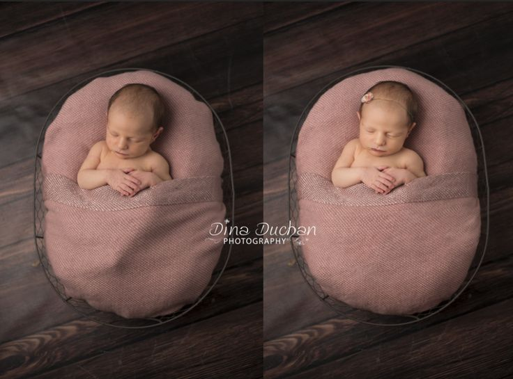 Newborn photographers often need to fix creases and wrinkles, this video will show How to remove creases and wrinkles from blanket or backdrop, using a simple technique.