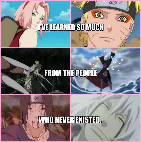 Sakura Haruno, Naruto Uzumaki, Minato Namikaze, Kushina Uzumaki, Konan, Itachi Uchiha Jiraiya from Naruto Shippuden | Anime / manga characters