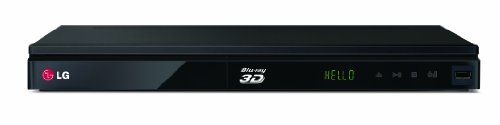 LG Electronics BP530 3D Smart Blu-ray Disc Player with Wi-Fi