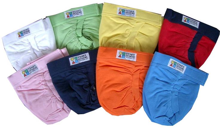 Baby Wenees Pouch Pant Nappy System