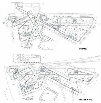 Mi Moleskine Arquitectónico: LIBESKIND: MUSEO JUDÍO EN BERLÍN