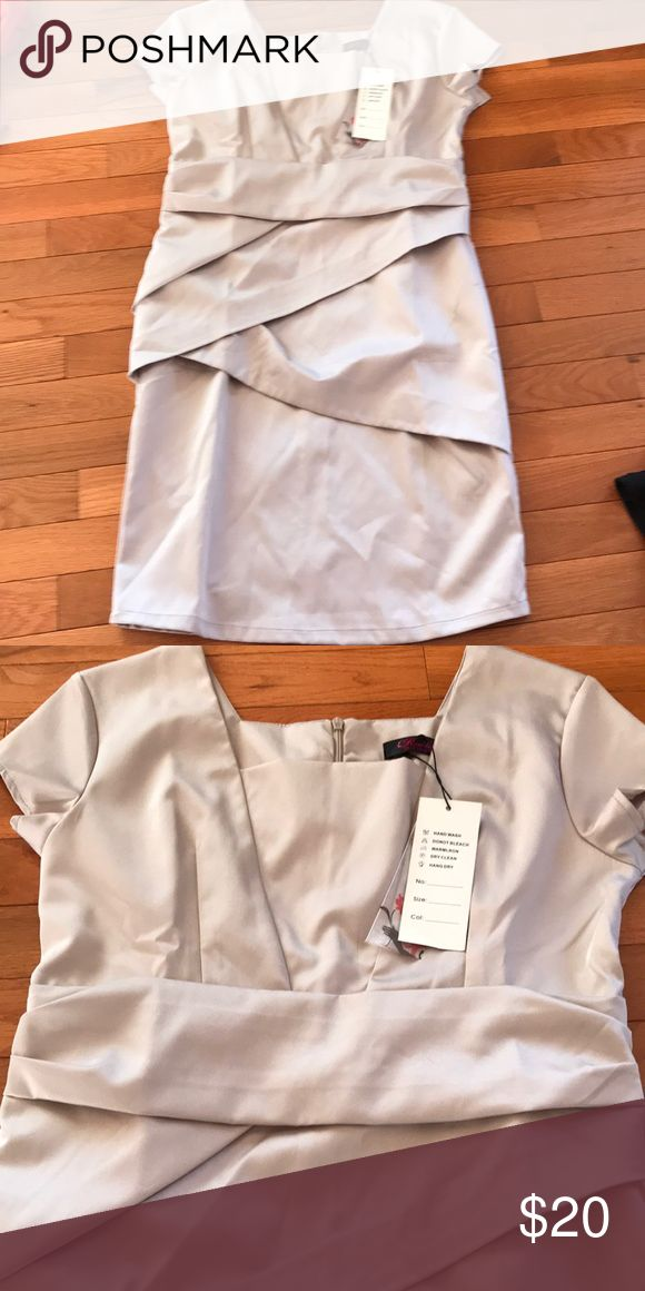 Kate Middleton look alike Reiss dress Never been worn. It still has the tags! It's an XL, but runs small. Flattering cut on the right size. It's a Kate Middleton look alike. Dresses