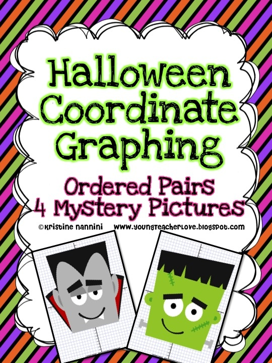 Halloween on a Wednesday will be crazy! My students love these!!!