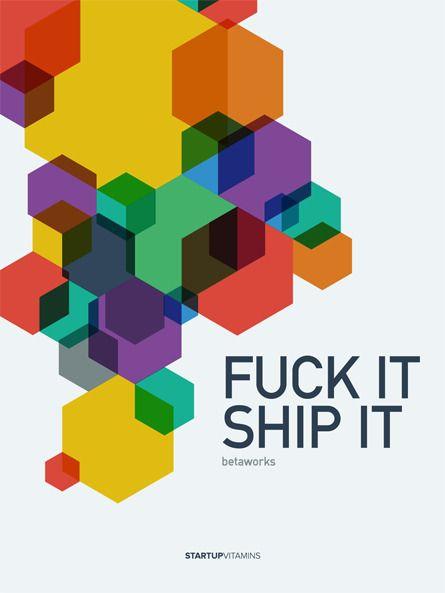 Fuck it Ship it #LogoCore