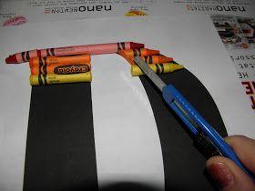 luvmytrio: Crayon Monogram Tutorial