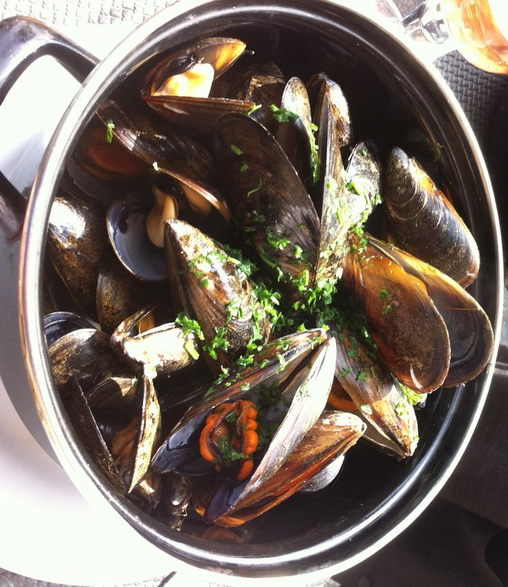 Moules Marinierre (French Riviera) / March 2011